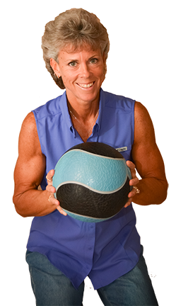 Faith Freeman, certified personal trainer